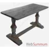 table a dinner rome 220x100xh78 cm kingsbridge ta2005 26 75