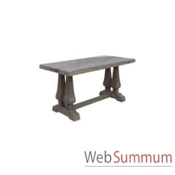 Table à dinner rome 180x100xh.78cm Kingsbridge -TA2004-27-75