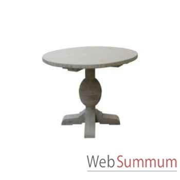 Table à dinner da vinci 330x110xh.78cm Kingsbridge -TA2005-24-75