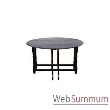 Table à dinner magnum 64x135xh.76 cm > 350x135xh.76cm Kingsbridge -TA2002-95-55