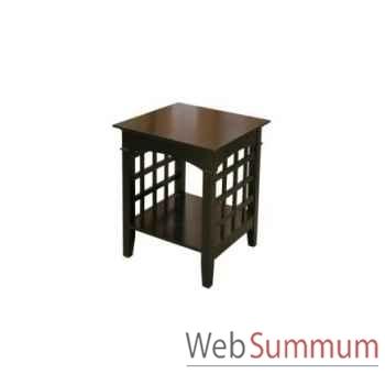 Table à dinner quint 200x152xh.79 cm Kingsbridge -TA2002-87-55