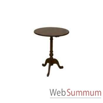Table d'appoint hampton 55x55xh.48cm Kingsbridge -TA2000-41-11