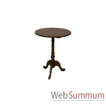 Table tilttop Ø50x40x74 cm Kingsbridge -TA2000-42-11