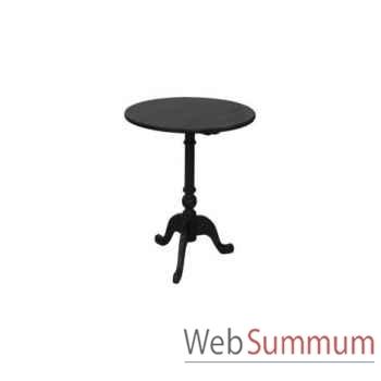 Table tilttop Ø75x75xh.74 cm Kingsbridge -TA2000-43-11