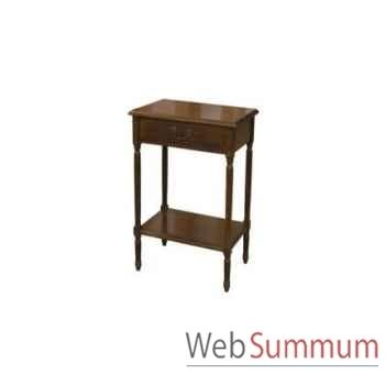 Étagère cost table 90x40xh.90cm Kingsbridge -TA2002-03-12