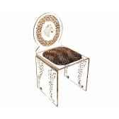 chaises safari pantera sofoz ch saf pantera