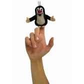 8cm mole marionnette a doigt mubrno 29904z