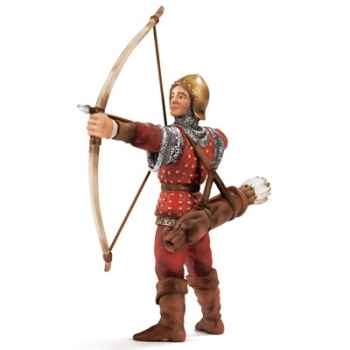 schleich-70015-Figurine Archer, échelle environ 1:20