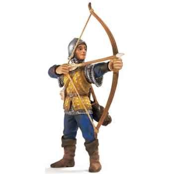 schleich-70006-Figurine Archer, échelle environ 1:20