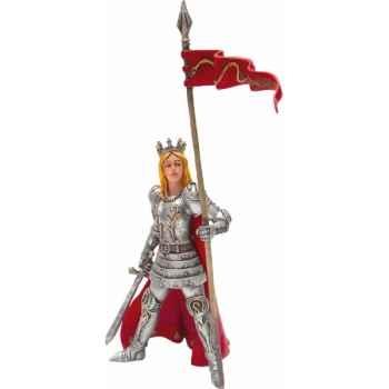 Figurine la reine en armure -61377
