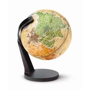 Globe non lumineux giramondo ant. mini pivotant 11 cm (diamètre) Sicjeg