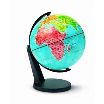 Globe non lumineux giramondo pol. mini pivotant 11 cm (diamètre) Sicjeg