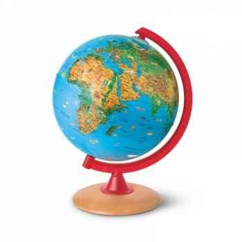 Globe lumineux circus junior illustré 25 cm (diamètre) Sicjeg