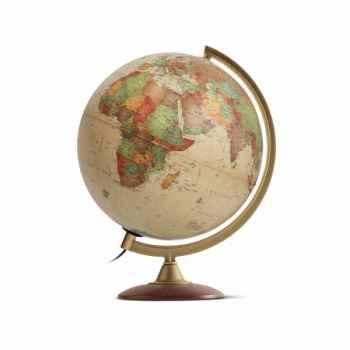 Globe lumineux colombo 25 antique 25 cm (diamètre) Sicjeg