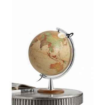 Globe lumineux colombo 40 antique 40 cm (diamètre) Sicjeg