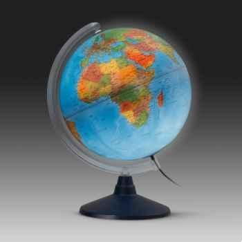 Globe lumineux de mer bleue elite 30 double cartographie 30 cm (diamètre) Sicjeg