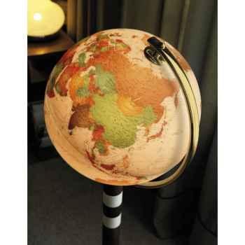 Globe lumineux twin antique antique 40 cm (diamètre) Sicjeg