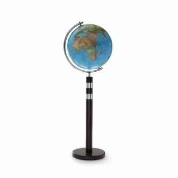 Globe lumineux twin blue double cartographie 40 cm (diamètre) Sicjeg