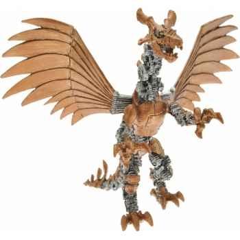 Figurine le dragon mecanique  Plastoy 60244
