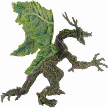Figurine le dragon vegetal printemps  Plastoy 60246