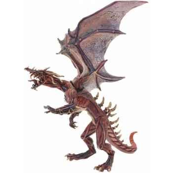 Figurine le dragon ecorche  Plastoy 60248
