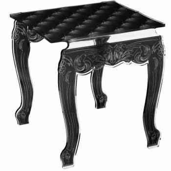 Table de salle à manger capiton (grande) acrila -tsamcg