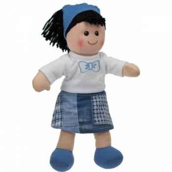 Les Petites Marie-Peluche rétro, sac à dos ours Charly