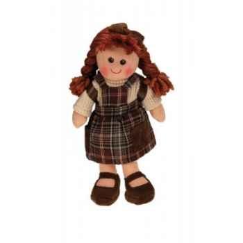 Les Petites Marie-Peluche rétro, sac à dos ours Charly.