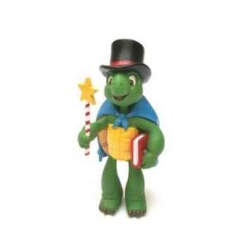 Figurine Franklin magicien -66202