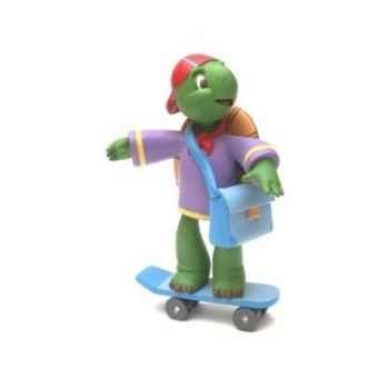 Figurine Franklin skateur -66203