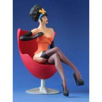 Figurine Pin Up Babeth - PU04