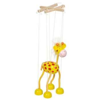 Marionnette Girafe à fil en bois Goki -51867