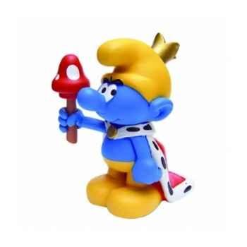 Figurine tirelire Schtroumpf-80011