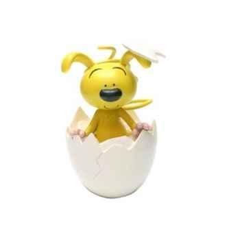 Figurine tirelire bebe Marsu œuf-80018