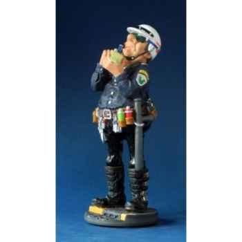 Figurine métier Profisti Policier PRO33