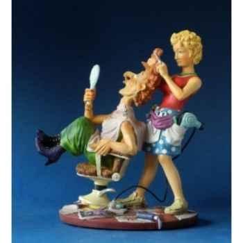 Figurine métier Profisti Coiffeur PRO35