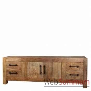 Eichholtz buffet tv low dordogne vieil orme -cab06294