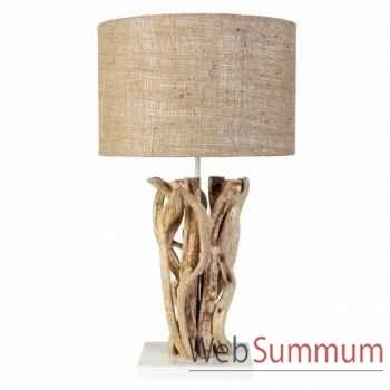 Eichholtz lampe shelter island high bois -lig06091