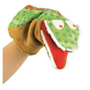 Marionnette kersa kalli krokodil 14110