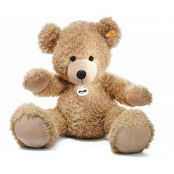 Peluche steiff ours teddy fynn, beige -111389