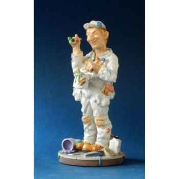 Figurine Profisti Peintre PRO38