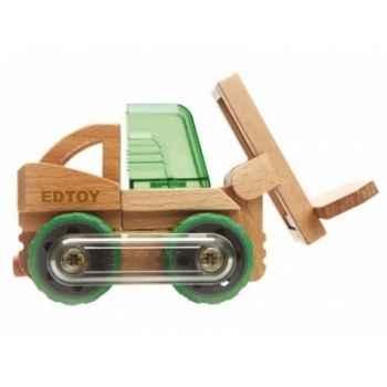 Mini chariot élévateur en bois Manet transformobile m9c