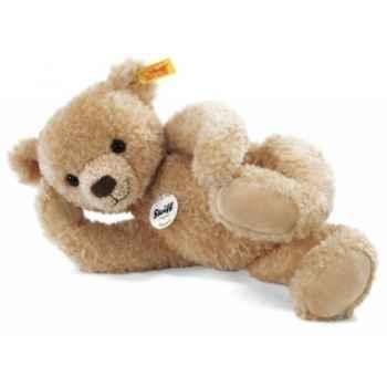 Ours teddy elmar, brun doré STEIFF -22586