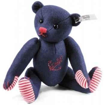 Ours teddy en feutre 17 bleu STEIFF -35494