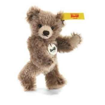 Ours teddy miniature, brun chiné STEIFF -40023