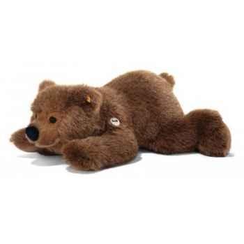 Ours brun urs, brun chiné STEIFF -70068