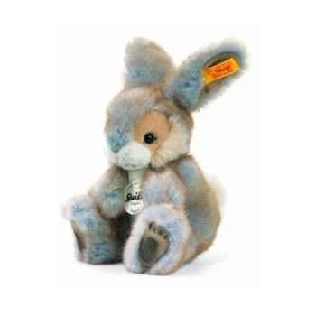 Lapin poppel, gris chiné STEIFF -80098