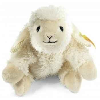 Petit floppy de steiff agneau linda, crème -281280
