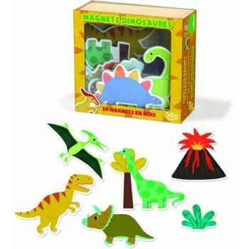 Magnets dinosaures vilac -8025