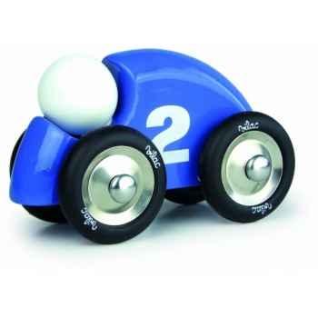 Auto anniversaire bleue vilac -2235B